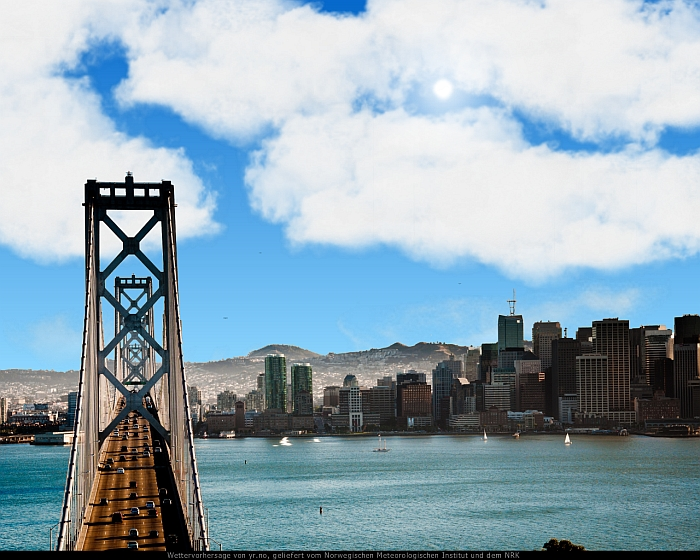 YoWindow - Screenshot San Francisco, Bay Bridge, USA.jpg
