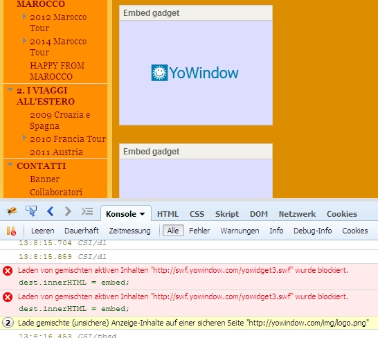 Screenshot - YoWindow on a google.code site (firefox wih firebug extension).jpg